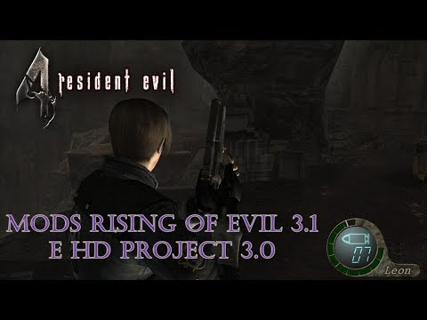 RE 4 PRO - Rising of Evil 3.1 Very Hard #21