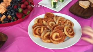DIY Finger Foods For Kids Parties