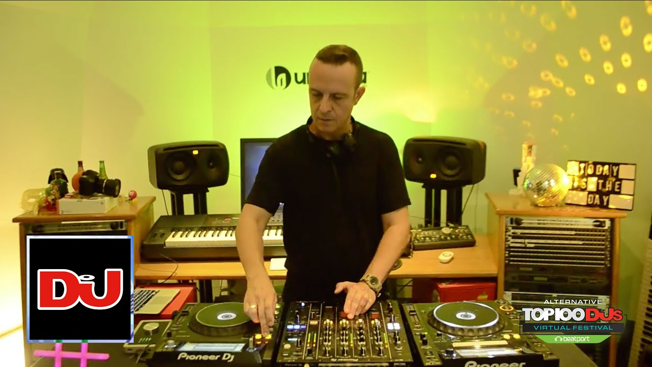 David Penn - Live @ The Alternative Top 100 DJs Virtual Festival 2020