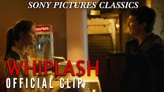WHIPLASH - Clip #3 - Will You Go Out With Me?