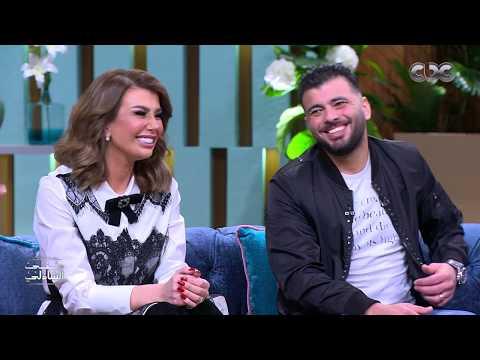 عماد متعب عن مباراة الأهلي والإفريقي التونسي: كنت أرسل قبلة ليارا نعوم بعد كل هدف
