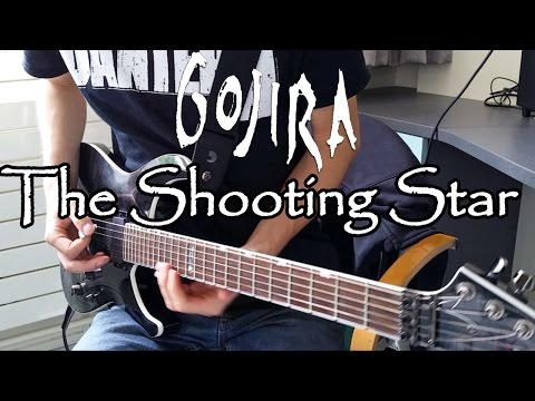 The Shooting Star Gojira Free Guitar Tabs