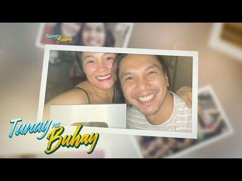 [GMA]  Tunay na Buhay: Love story nina Lovely Abella at Benj Manalo, alamin!