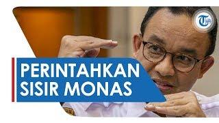 Pascaledakan di Area Monas, Anies Baswedan Perintahkan UPT Monas Susuri Seluruh DaerahMonas