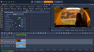 Easy Green Screen Effects With Chroma Key In Pinnacle Studio