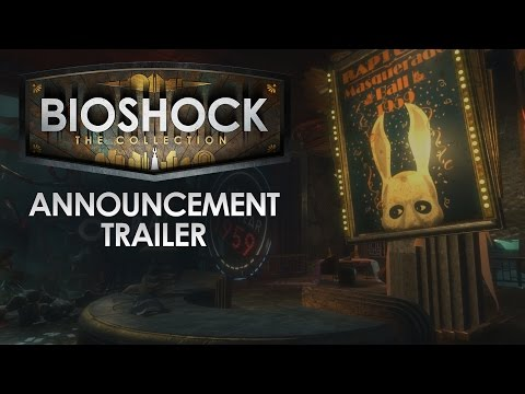 BioShock: The Collection Announcement Trailer thumbnail