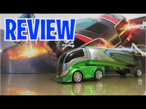 Anki Overdrive Supertrucks - Freewheel Unboxed, Review, and Play Takeover!