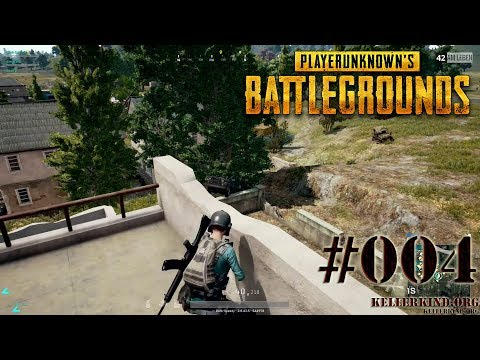 Ein planloser Hinterhalt ★ #4 ★ We Play Playerunknown's Battlegrounds [HD|60FPS]
