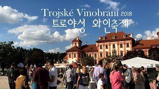 '2018 Troja Wine Festival (2018 Trojské Vinobraní-2018 트로야성 와인축제)