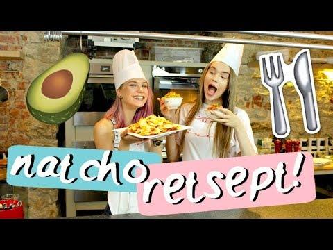 YouChikid KÖÖGIS: Natchod guacamole ja tomatisalsaga! #retsept