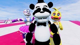 PANDA FREDDY IS HERE! (GTA 5 Mods For Kids Redhatter)