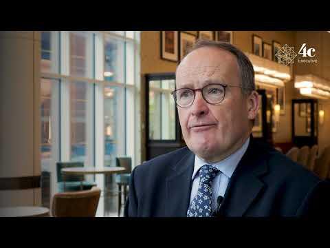 Howard Hastings, Managing Director of Hastings Hotels