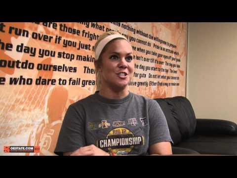 Cowgirl Softball Super Regional Interviews