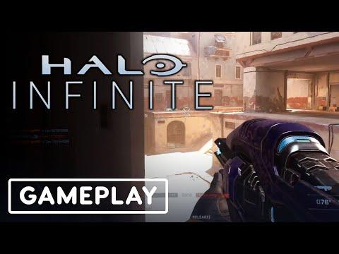 Preview technique du multi sur Xbox One de Halo Infinite