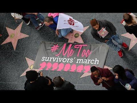 Το κίνημα #MeToo το φετινό πρόσωπο της χρονιάς του περιοδικού Time