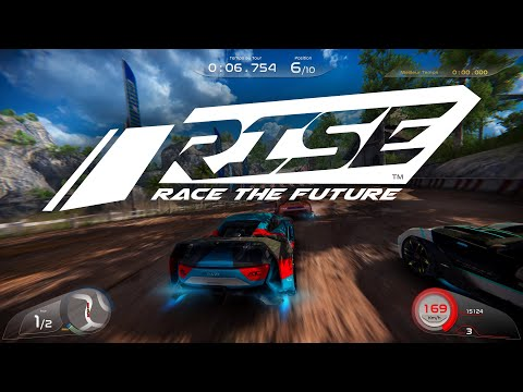 Rise: Race The Future - Gameplay Trailer (4k - 60 fps) thumbnail
