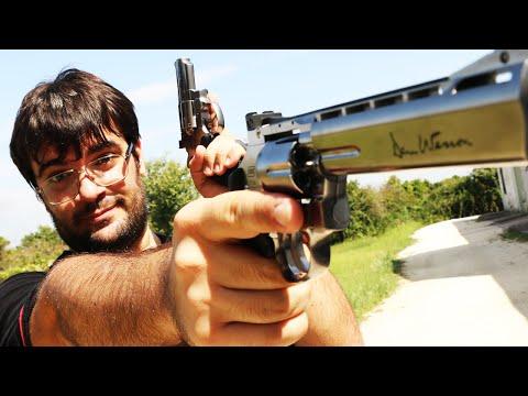 REVOLVER Dan Wesson | 4.5mm