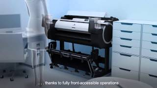 Canon image PROGRAF iPF780 (CF8967B003AA) Printer