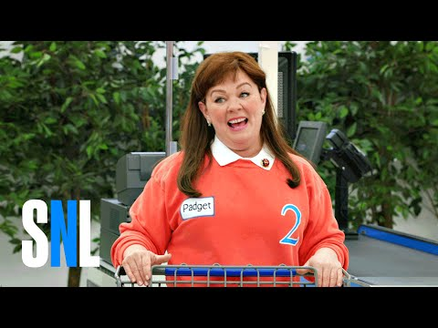 Cut For Time: Supermarket Spree (Melissa McCarthy) – SNL