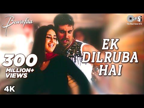 Ek Dilruba Hai - Video Song | Bewafaa | Akshay Kumar & Kareena Kapoor | Udit Narayan