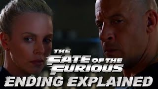 The Fate Of The Furious Ending Explained Breakdown And Recap - Fast And The Furious 9 And 10