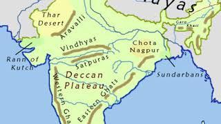 Deccan Plateau | Wikipedia audio article