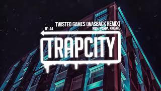 Night Panda, Krigarè - Twisted Games (Wasback Remix)