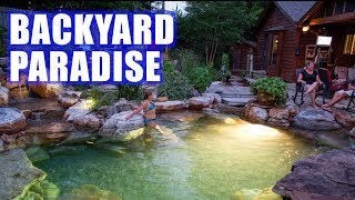 YOU Dont Wanna Miss THIS Backyard Rec Pond!: Greg Wittstock, The Pond Guy