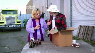 Sealed Box Surprises | Baggage Battles | Travel Channel Asia
