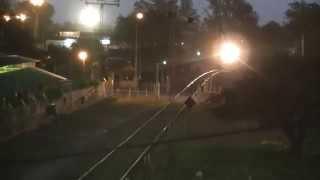 preview picture of video 'GM GT-22CW #9026 ingresando a La Banda con el Tren Nº266 (01-10-14)'