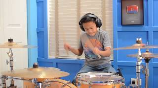 Tones And I - Dance Monkey (Drum Cover)