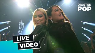 Dua Lipa, Freschta Akbarzada   Don't Start Now (Live  The Voice Of Germany 2019)