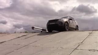 Land Rover Discovery Sport Тест-Драйв  Барнаул  Выпуск №15  HD
