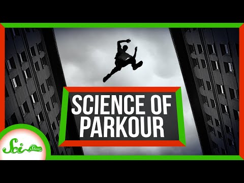 The Mind Blowing Science Behind Parkour Tricks