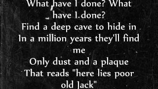 Poor Jack-Lyrics