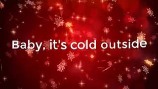 Avril Lavigne - Baby It's Cold Outside  feat. Jonny Blu | Lyrics