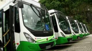 Trinta novos ônibus começam a circular pela Cidade a partir de hoje (22)