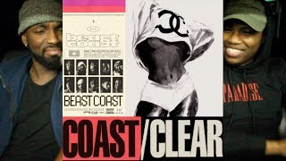 Beast Coast   CoastClear Ft. Joey Bada$$, FBZ, UA, Kirk Knight, Nyck Caution FIRST REACTIONREVIEW