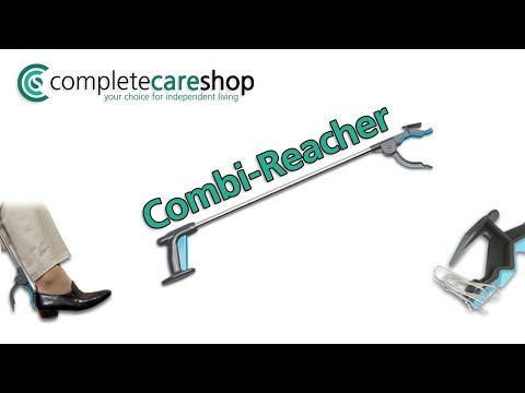 Combi-Reacher Demo