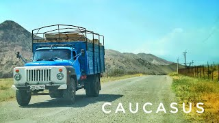 (ENG) Caucasus: travel documentary (from Baku to the Black Sea, Azerbaijan, Georgia, Armenia)