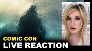 Godzilla King of Monsters Trailer REACTION