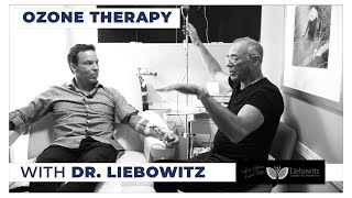 The Benefits of Ozone Therapy with Dr. Howard Liebowitz
