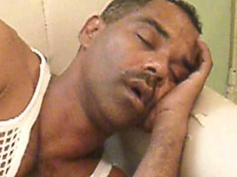 lazarus the sleeping jamaican (kingston) THIS GUY SLEEPS IN TRAFFIC  !!!!!!!!!!!!