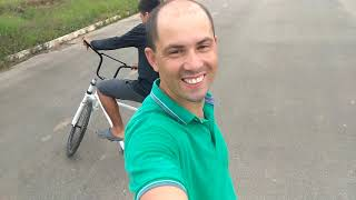 Aprendendo  impinar bike
