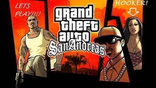 Lets play! GTA San Andreas: part 3. First rule of fight club is????