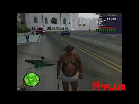 Cj's Funny Quotes When He Steals Money GTA SAN ANDREAS!