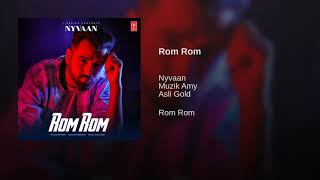 "Rom Rom(From""Rom Rom"")By Nyvaan 