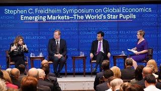 Emerging Markets: The World's Star Pupils