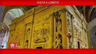Papa Francesco - Loreto - Visita 2019-03-25