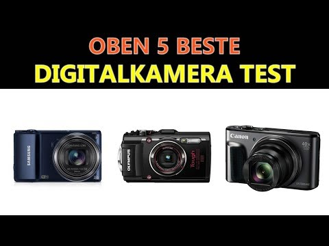 Beste Digitalkamera Test 2018